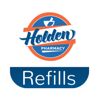 Holden App Icon - Holden Pharmacy Refills